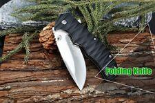 Liner Lock Folding Knife with Pocket Clip Coltello Collezione Tascabile