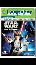 LEAPSTER STAR WARS JEDI READING LEARNING GAME
