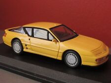 Voiture miniature Renault Alpine A610 fabricant GTS 1/43