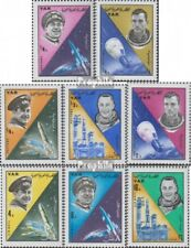 North Yemen 440A-447A (complete issue) unmounted mint / never hinged 1965 Manned