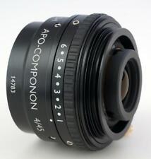 Schneider Macro Iris Apo-Componon 4/45 (45mm F4) V-mount New!
