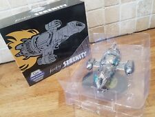 QMX Mini Masters Firefly Serenity Ship BNIB loot crate exclusive dmg box