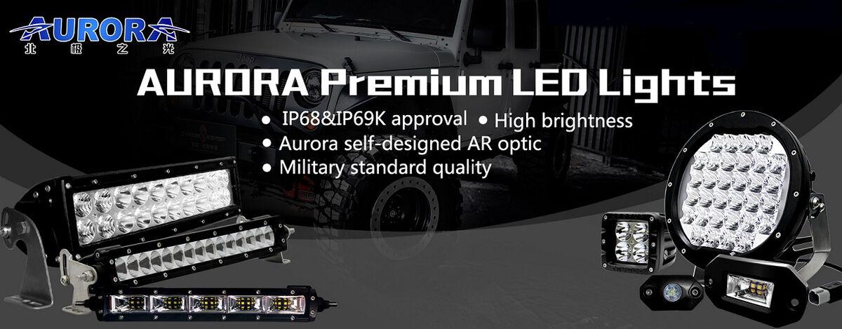 USA Aurora LED Lighting