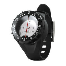 Aqualung Scuba Diving Wrist Compass