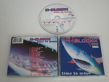 H-BLOCKX/TIME TO MOVE(SING SING/BMG 74321 18751 2)) CD ALBUM
