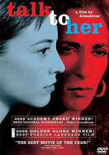 Talk to Her (Dvd, 2002, Widescreen, Spanish) - Acceptable