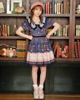 LIZ LISA - Charlotte Print One-piece (japan lolita sweet kawaii)