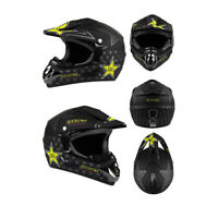 DOT ATV Dirt Bike MTB Offroad Helmet Motorcycle Helmet Full Face Motocross Race
