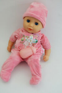 Zapf Creation Baby Annabell My First Baby Annabell Puppe Babypuppe B-Ware 36 cm