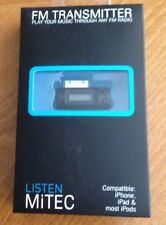 Mitec Fm Transmitter Iphone 3/3GS/4/4s Brand New