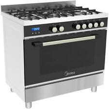 Midea MFS90GSS Freestanding Oven Gas Cooktop 90cm