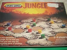JUNGLE GAME - JUNGLE - 100% - EXCELLENT ORDER - SPEAR'S GAMES - STRATEGY GAME