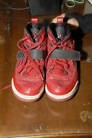 Air Jordan Nike Flight Basketball shoe used US size 11 Very good+ need w straps
