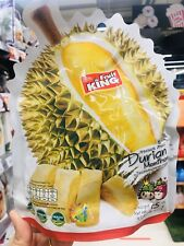 Thai Durian Dried Vacuum Freez Made Fresh Natural Fruit Health Food 30g Best