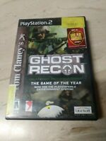 Tom Clancy's Ghost Recon PlayStation 2 PS2