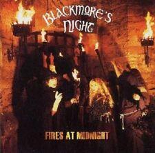 BLACKMORE´S NIGHT 'FIRES AT MIDNIGHT' CD NEW!
