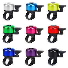 Fahrrad Glocke Klingel Fahrradklingel Kinder Scooter Mini Glocke Alu Bell #112