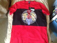 Roberto Cavalli (Just Cavalli) embroidered graphic t shirt (size x large)