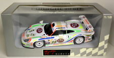 UT Models 1/18 Scale - 39817 Porsche 911 GT1 1999 STP #38 Diecast Model Car