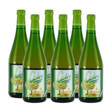 Cidre de la France -brut- Apfelwein (6 x 0,75L) 4,00% vol. 4,5 L