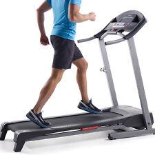 2.25HP FOLDING TREADMILL Incline Running Machine Power Fitness Walking Adjustabl