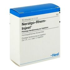 HEEL Neralgo-Rheum 10 Amps Homeopathic Remedies
