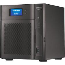 Lenovo EMC PX4-400D NAS 4-Bay mit 0/3 TB Festplatte Cloud Time Machine [NEU]