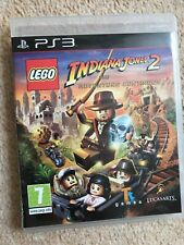 LEGO INDIANA JONES 2 THE ADVENTURE CONTINUES FOR THE SONY PS3