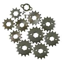 10-19 Tooth 428 Chain 20mm Front Sprocket Pit Trail Quad Dirtbike ATV Buggy