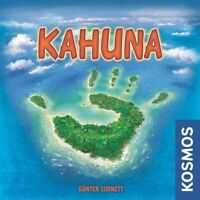 Thames and Kosmos Kahuna Board Game Puzzle Activity Family Game