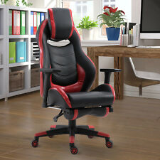 High Back Gaming Chair Gaming Bucket Seat Recliner