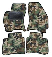 Armee-Tarnungs Autoteppich Autofußmatten Auto-Matten für Ford Mondeo 2001-2007