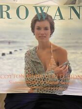 Rowan Cotton Braid Collection by Martin Storey - 16 designs, new- never used cop