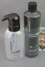 Men Reshade Set Entwickler 250 ml +Applikatorflasche Goldwell