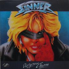 Sinner – Dangerous Charm CD NEW