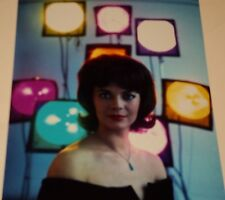 NATALIE WOOD  WITH STUDIO LIGHTS /  8 X 10  COLOR  PHOTO