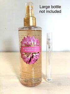 Victoria's Secret Blossoming Romance Fragrance Body Mist 10ml SAMPLE SprayRARE