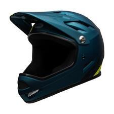 Bell Sanction MTB Full Face Helmet Agility Matt Blue / Hi-Viz