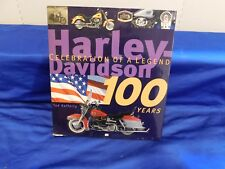 Harley-Davidson The Celebration of A Legend 100 Years - 2002