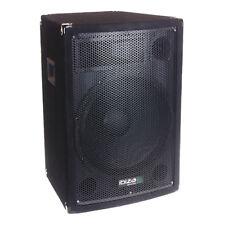 """Ibiza Sound Disco 12B 12"""" 600W PA Speaker Sound System DJ"""