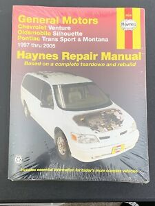 Service Repair Manuals For Chevrolet Venture For Sale Ebay