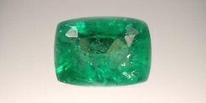 19thC Antique 1/3ct Siberian Emerald Gemstone Nero's Favorite