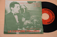"""Natalino Otto 7 """" 45 (No LP) 4CANZONI Italy 1970 EX"""