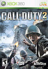 Call of Duty 2 XBOX 360 Action / Adventure (Video Game)