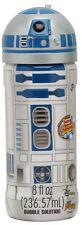 Disney Star Wars R2-D2 Super Miracles Bubbles Solution 8 Fl oz.