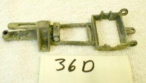 Original Side Winder Chassis Kit for TTX-250  36D COX # 4485 Vintage 1/24 NOS