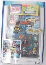 Mega Bloks Spongebob Squarepants Rock Band Figure Pack Nickelodeon