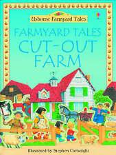 Farmyard Tales Cut-out Farm (Usborne Cut-out Models)-ExLibrary