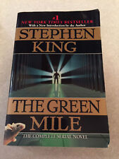 The Green Mile by Stephen King (1997, Paperback) trade size