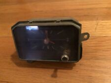 Borg Instruments Dash Clock Assembly 1972 1973 Buick Riviera - works !